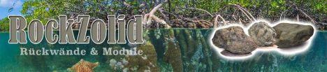 Rockzolid Aquariumrückwand